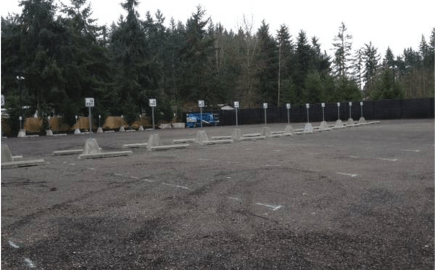 Covered parking on 192nd Ave SE in Auburn