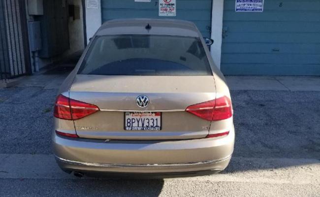 Driveway parking on 20th Street in Santa Monica
