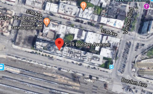 parking on 5-19 Borden Avenue in Queens
