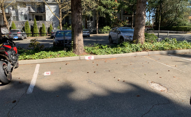 parking on 73rd Avenue Northeast in Kenmore