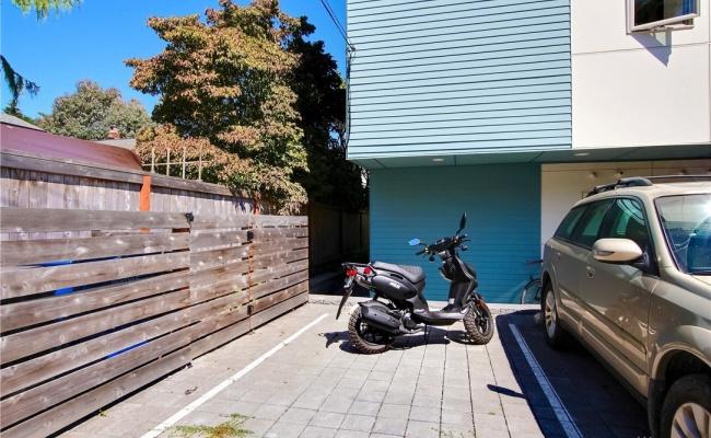 parking on 8507b 18th Avenue Northwest in Seattle