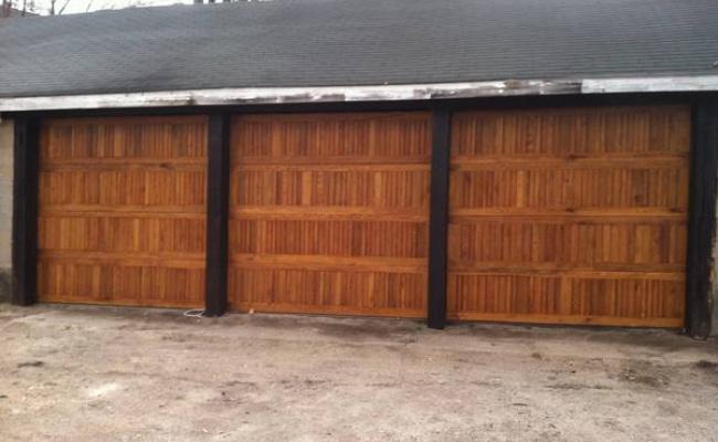Garage parking on Amherst St in Milford