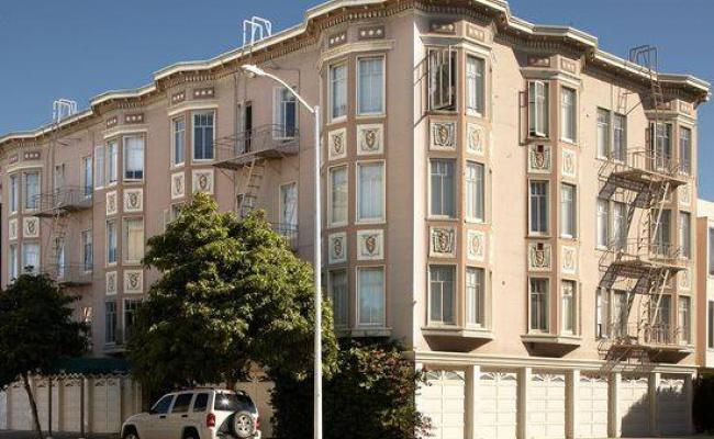 parking on Bay Street in San Francisco