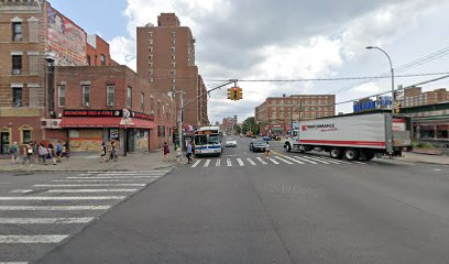 parking on Broadway and 21st Street in Queens