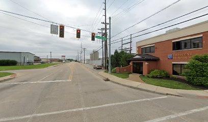 parking on East Diamond Avenue in Evansville