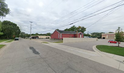 parking on Gordon Industrial Court Southwest in Byron Center