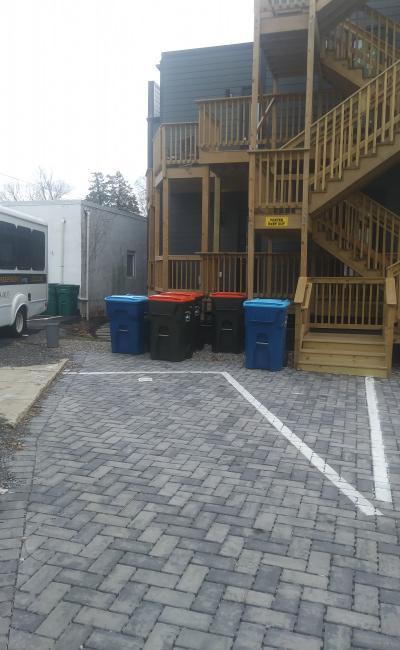 parking on Douglas Street Northeast in Washington