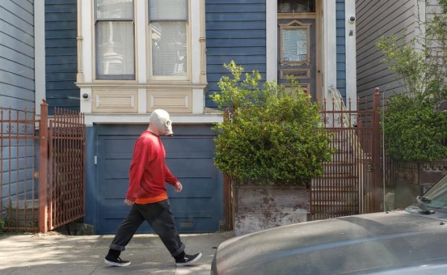 parking on Duboce Avenue in San Francisco