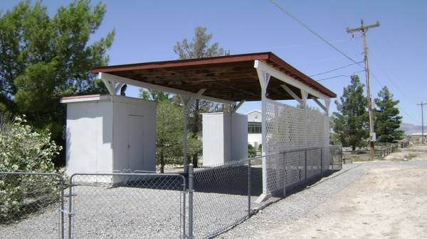 Indoor lot parking on E Mount Charleston Dr in Pahrump