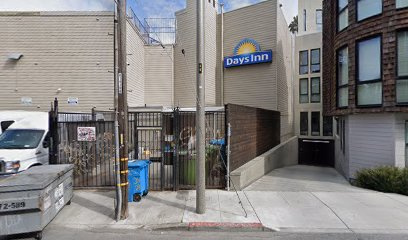 Garage parking on Ivy Street in San Francisco