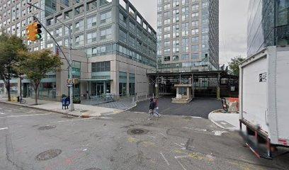 parking on Kent Avenue in Brooklyn