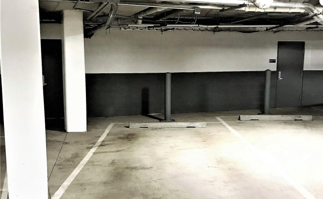 Garage parking on Adams Mill Road Northwest in Washington