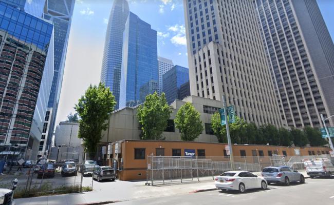 parking on Main Street in San Francisco
