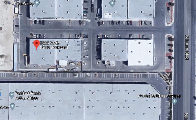 parking on N Lamb Blvd in Las Vegas