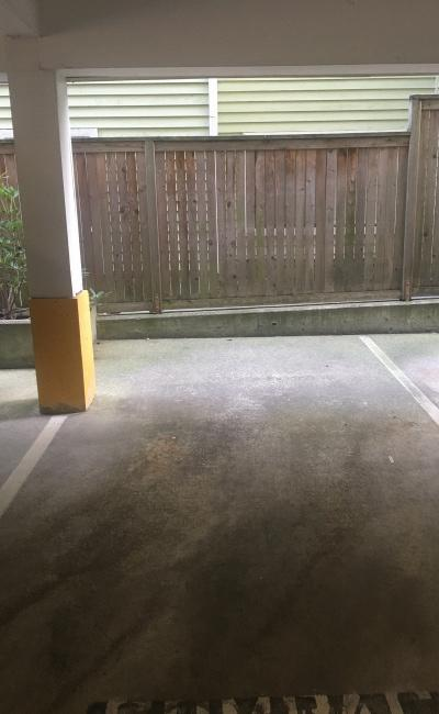 parking on Nesbit Avenue North in Seattle