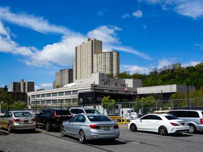 Garage parking on Netherland Avenue in The Bronx