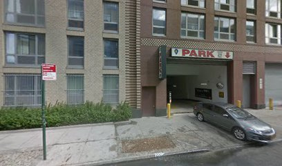 Garage parking on North 5th Street in Brooklyn