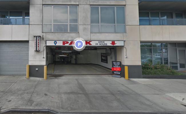 parking on North 7th Street in Brooklyn