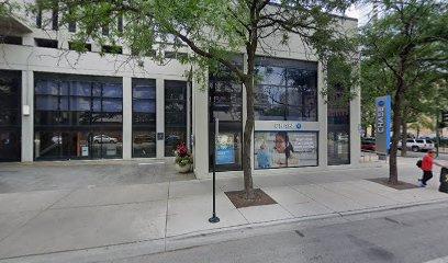 parking on North Clark Street in Chicago