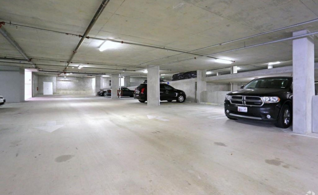 Indoor lot parking on North Port Royale Drive in Fort Lauderdale