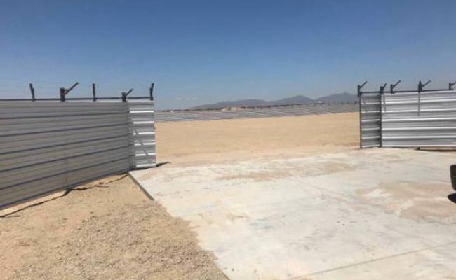 Outside parking on Pellicano Dr in El Paso