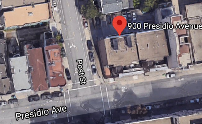 parking on Presidio Avenue in San Francisco