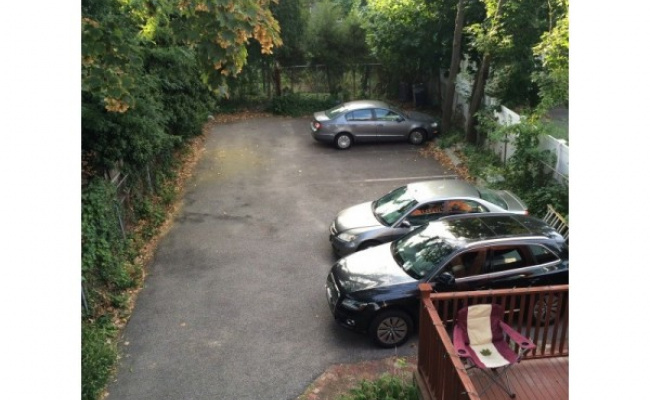parking on Prospect Street in Cambridge