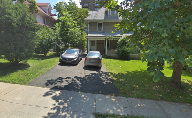 parking on Rockledge Ave in White Plains