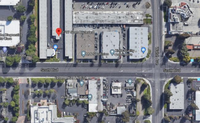 parking on Scott Street in San Jose