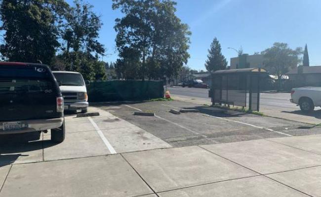 parking on Second Street in Hayward