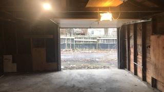 Garage parking on Shepard Dr in Dolton