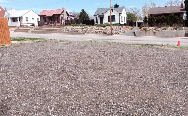 parking on Sheridan Boulevard in Wheat Ridge