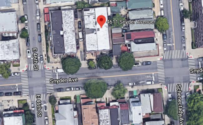 parking on Snyder Avenue in Brooklyn