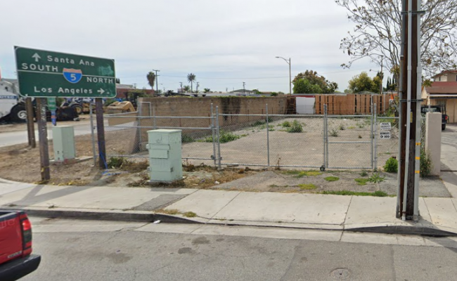 parking on South Downey Road in Los Angeles