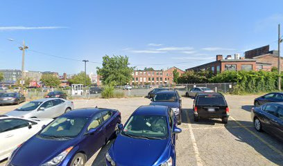 parking on South Water Street in Providence