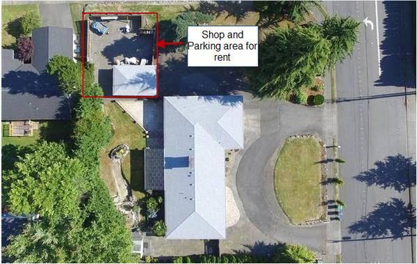 parking on 67th Street Northeast in Marysville