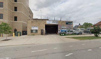 Indoor lot parking on Turner Avenue Northwest in Grand Rapids