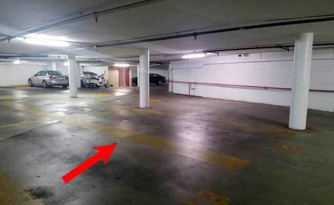 parking on Veteran Avenue in Los Angeles