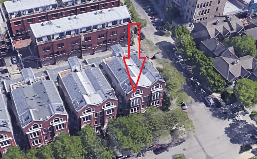 parking on W Fletcher St in Chicago