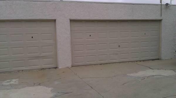 Garage parking on West 157th Street in Gardena