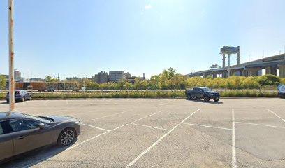 Outside parking on West Saint Paul Avenue in Milwaukee