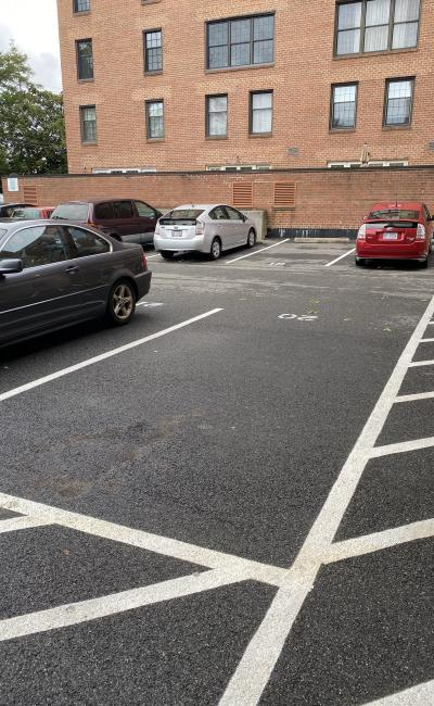 parking on Wisconsin Avenue Northwest in Washington