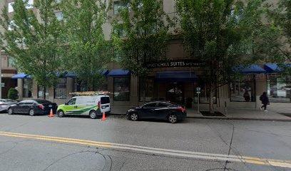 parking on Yale Avenue in Seattle