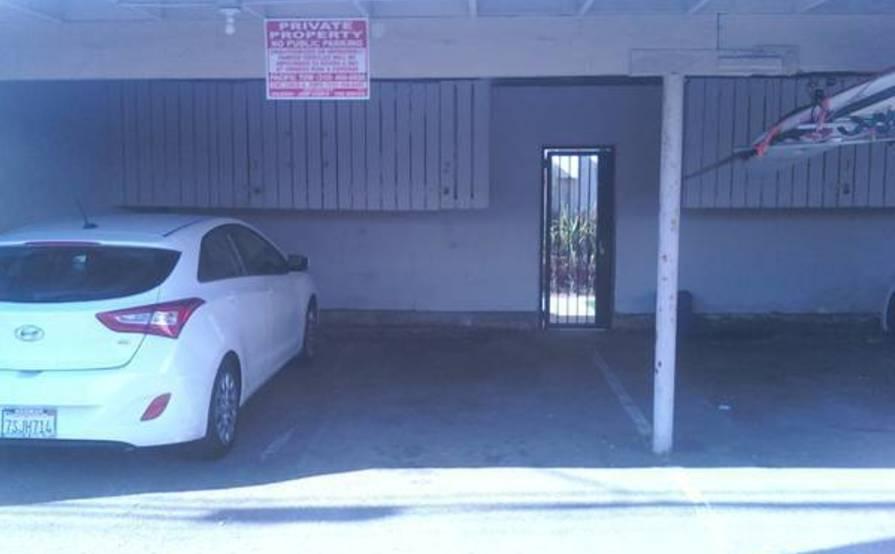 parking on 19th St in Santa Monica