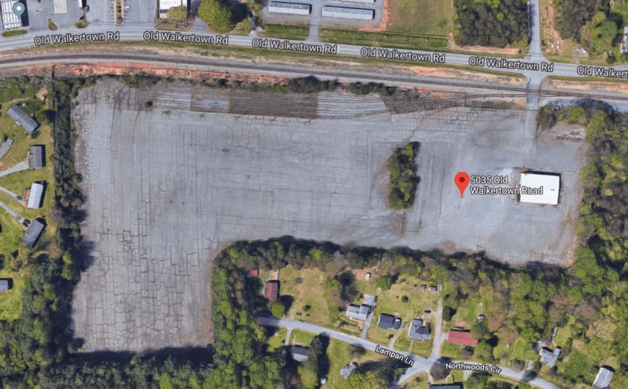 Parking Space parking on Old Walkertown Rd in Winston-Salem