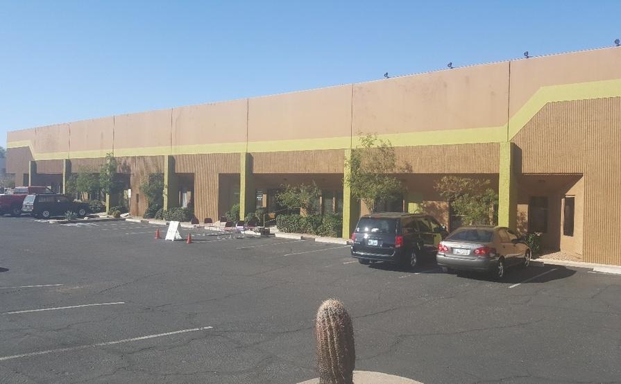 parking on N Saguaro Blvd in Fountain Hills