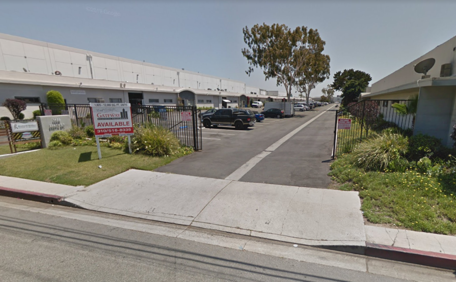 parking on W 228th St in Torrance