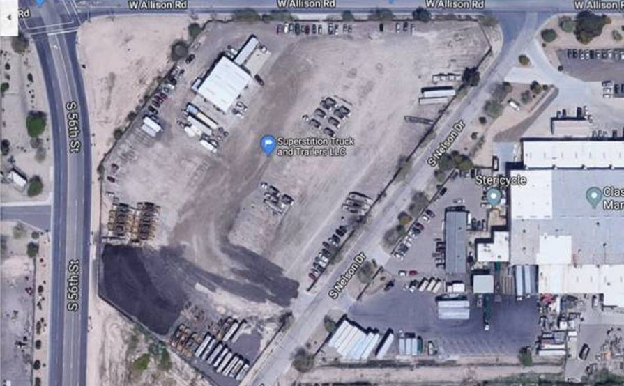 parking on W Massingale Rd in Tucson