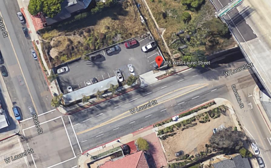 Parking Space parking on W Laurel St in San Diego