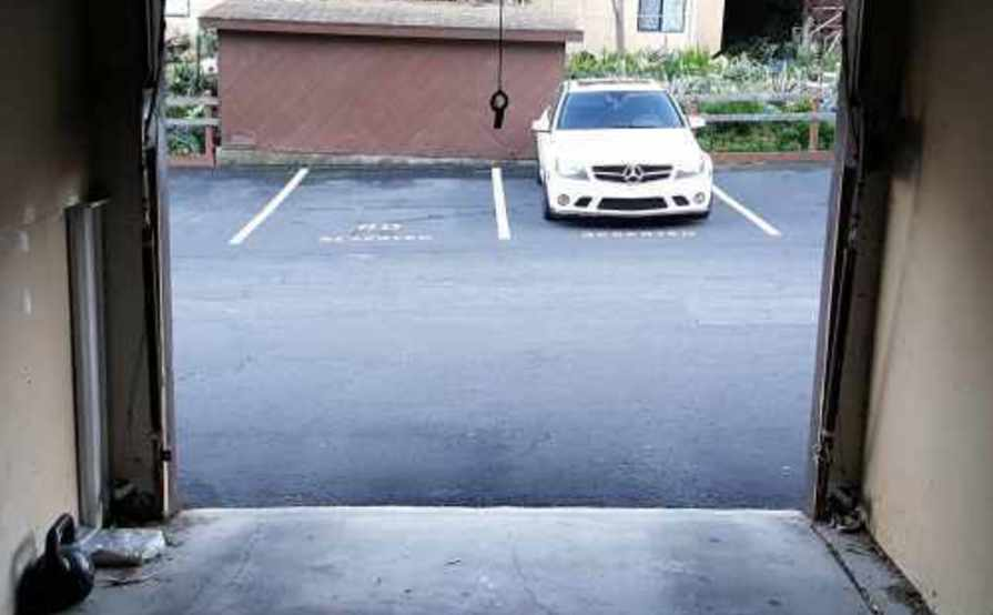 parking on Appian Way in South San Francisco